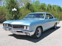 Just in is this very solid and sharp 1967 Buick Skylark