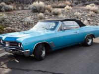 1967 Buick Skylark GS 400. Only 2,140 Produced! Only