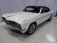 ABSOLUTELY STUNNING 1967 BUICK SPECIAL DELUXE SPORT