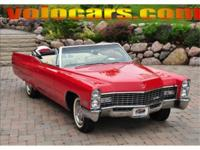 This is a Cadillac, Convertible for sale by Volo Auto