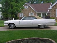 1967 Cadillac DeVille Convertible ..Southwest USA Car