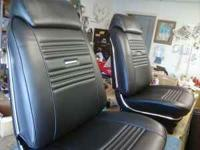 This is a vervy Nice set of Bucket seats for a1967