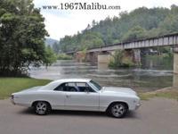 1967 Chevrolet Chevelle Malibu. Manufacturing facility