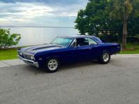 1967 Chevelle SS, big block tribute. 136 Vin#