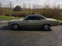 Available For Sale IS A 1967 CHEVELLE SUPERSPORT WITH