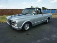 Year : 1967 Make : Chevrolet Model : C10 Exterior Color