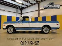 1967 Chevrolet C-10 Pickup. This great looking truck is