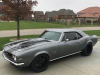 This 1967 Camaro is fast, handles extremely flat, pulls