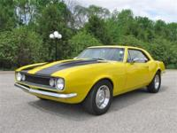 Coming soon is this stunning Black and Yellow 1967