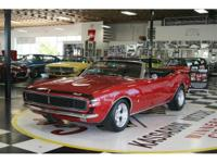 1967 Camaro R/S Convertible Reduced for Immediate Sale