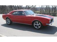 THINKING OF 1967 CAMARO RESTO-MOD WITH MODERN FRONT