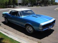 Your chance to have your dream car is with this 1967