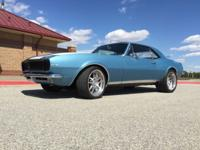1967 Camaro RS Factory RS 350ci, AFR Heads, Hooker