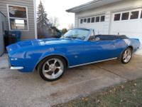 1967 Camaro Convertible.  -Rebuilt 350 Engine with