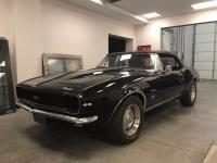 1967 RS/SS Camaro, 396 (not numbers matching),4 speed.