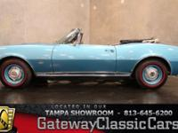 Stock #409-TPA 1967 Chevrolet Camaro RS/SS $47,995