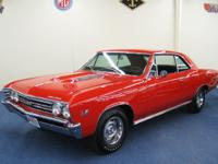 1967 Chevrolet Chevelle 396/350 Sport Coupe