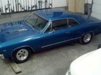 1967 Chevrolet Chevelle American Classic Less than 600