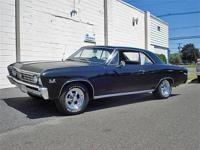 Chevelle guys and gals... Here's a nice driver quality