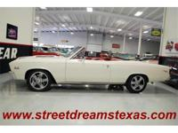 This is one beautifully restored Chevelle Super Sport