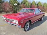 The previous owner of this 1967 Chevelle Super Sport