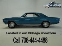 1967 Chevrolet Chevelle SS in very original condition!