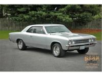 FAST AND LOADED!!! This 1967 Chevelle has a healthy 350