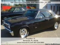 1967 Chevrolet Chevelle Malabu , Call for mileage