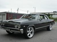 You are looking at a very nice 1967 Chevelle Malibu