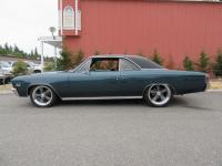 1967 Chevrolet Chevelle Pro-touring with all the