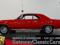 For sale in our Nashville showroom is a red hot 1967