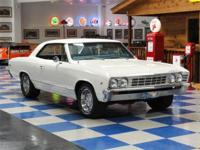 1967 Chevrolet Chevelle Malibu 2-door hardtop painted