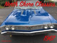 1967 chevy chevelle 396 big block!! SS clone, this is a