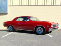 1967 CHEVROLET CHEVELLE SS This exceptional 1967