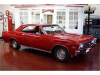 HIGHLY DOCUMENTED NUMBERS MATCHING C 1967 Chevrolet