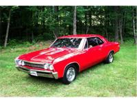 1967 Chevy Chevelle SS Clone. Strong running 327,
