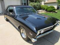 1967 Chevrolet Chevelle SS for Sale in Ben Salem,