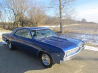 -1967 CHEVELLE SS CLONE IT IS A FACTORY BUCKET SEAT