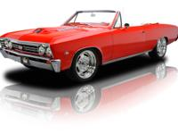 Chevrolet's first generation Chevelle is a timeless