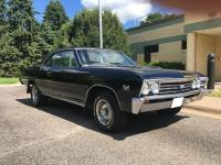 1967 Chevrolet Chevelle Super Sport  Selling my Numbers