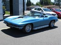 1967 Chevrolet Corvette 427-tri-powe. If you are