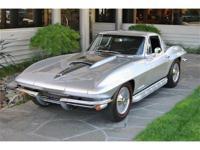 1967 Chevrolet Corvette 327 Coupe VIN: 194377S121105