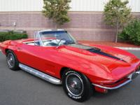 1967 Chevrolet Corvette Convertible soft-top with