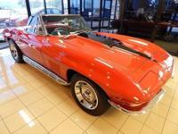 1967 Chevrolet Corvette Convertible. Price: $75,995 OBO