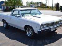 1967 Powerglide, Automatic, Power Steering, 383 V8,