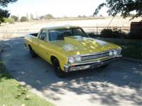 1967 Chevrolet El Camino for sale, Tough times are