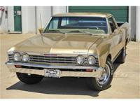 Check out this freshly restored 1967 Chevrolet El