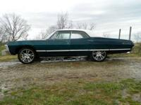 1967 Chevy Impala survivor! Take a look, Runs very