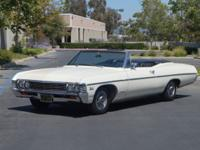 Numbers matching, original configuration Impala SS