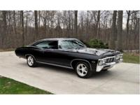 Your looking at a True 1967 Chevy Impala SS 427 Classic